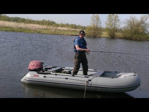 Лодка НДНД  AirLayer 400 Альфа  . Поход вдвоем на в паводок по реке Обь. http://airlayer-boat.ru