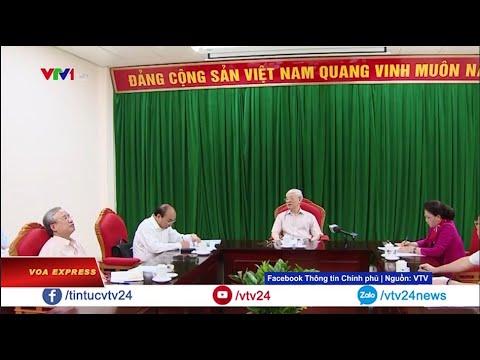Truyền hình VOA 16/5/19: Hai vụ bắt giữ ngày ông Trọng tái xuất hiện