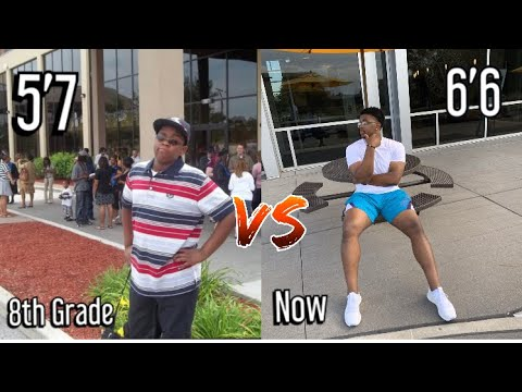 I Grew 6 Inches In 3 Months Here's How- My Growth Spurt Story