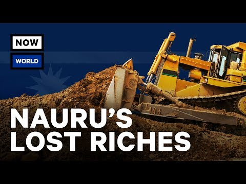 The History of Nauru: How The World's Wealthiest Country Los