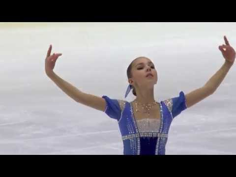 2016 ISU Junior Grand Prix - Tallinn - Ladies Free Skate - Elizaveta NUGUMANOVA RUS