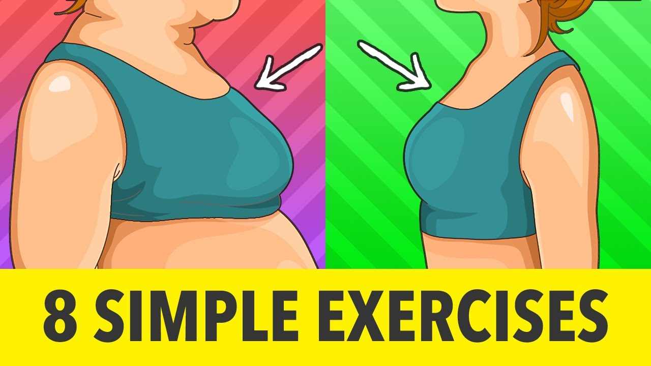 10 Simple Exercises To Reduce Chest Fat