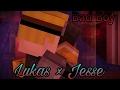 watch he video of Mincraft Story Mode Lukas × Jesse Bad Boy
