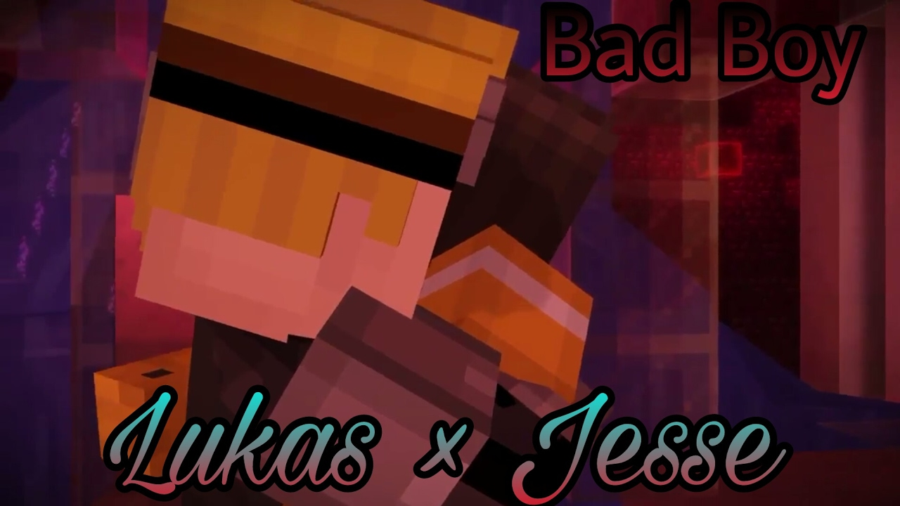 Mincraft Story Mode Lukas Jesse Bad Boy Youtube
