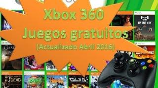 Juegos Gratuitos de Xbox 360 Abril 2016