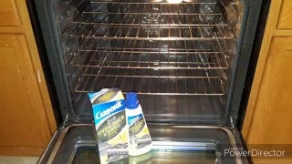 Cleaning OVEN RACKS easy