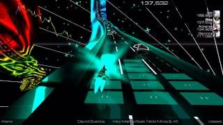 [Audiosurf 2] David Guetta - Hey Mama Feat. Nicki Minaj, Afrojack & Bebe Rexha