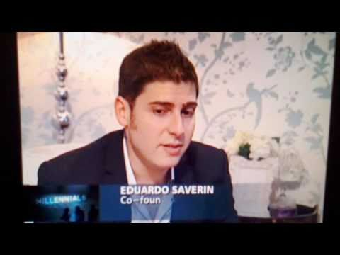 Eduardo Saverin, Co-Founder of Facebook Caught on Tape