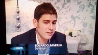 Eduardo Saverin, Co-Founder of Facebook Caught on Tape thumbnail