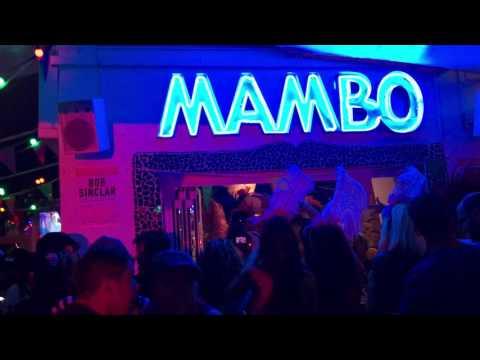 BOB SINCLAR live at Café Mambo