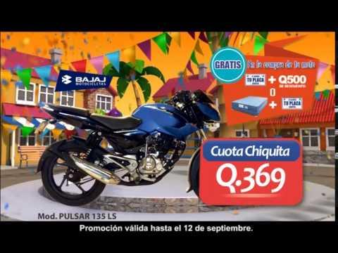 Tropikonga De Ofertas En Motos De Almacenes Tropigas Guatemala Youtube