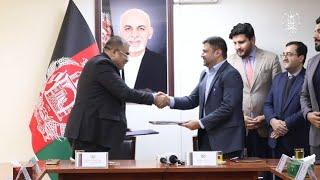 امضا تفاهمنامه انتقال دو اداره ریاست جمهوری به کمیسیون مبارزه با فساد اداری