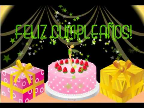 Feliz Cumpleaños Sandra Youtube