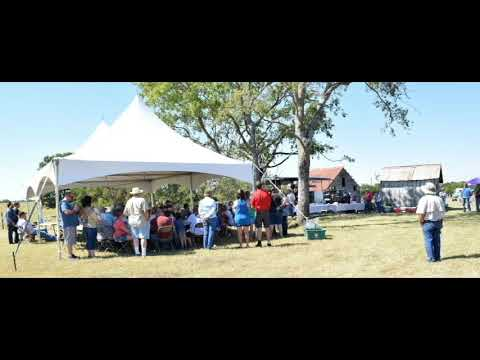 Ellis County rural Heritage Farm October 2, 2017
