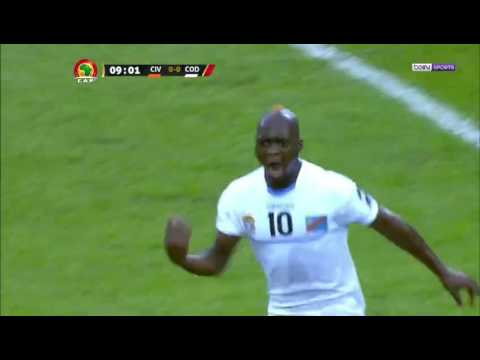 can2017:But Kebano vs Cote D'Ivoire