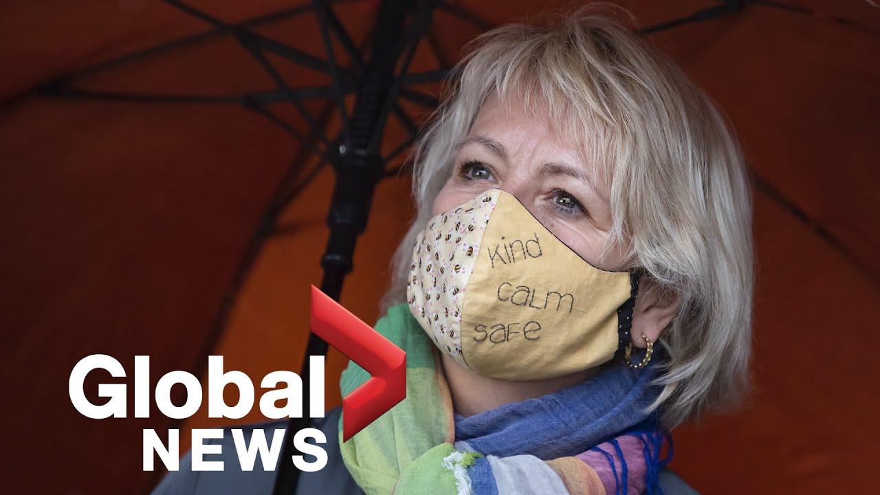Coronavirus: B.C. reports 6 new COVID-19-related deaths over 3 days | FULL