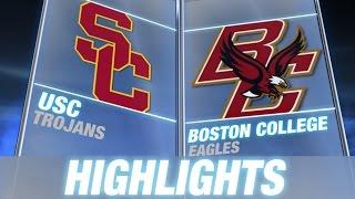 USC vs BC | 2014 ACC Football Highlights