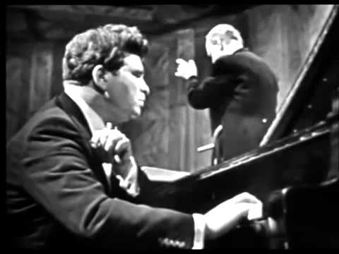 Emil Gilels - Tchaikovsky - Piano Concerto No 1, Op 23 - Cluytens