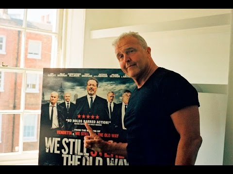 Tony Denham Interview (2017) We Sill Steal The Old Way / Bonded By Blood 2