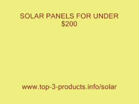 Cheapest Solution to Solar Energy Eco Friendly Heating Solutions