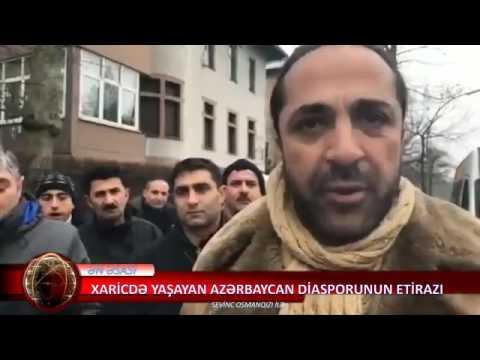 Ən Əsası: Xaricdə yaşayan Azərbaycan diasporunun etirazı