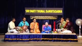 Parasala Ponnammal - Thillana - Hamsanandi - Dr.Harikesanallur Muthaiah Bhagavathar