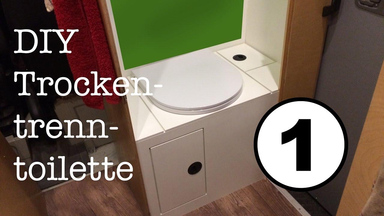 ttt statt wc part 1 diy trockentrenntoilette montage. Black Bedroom Furniture Sets. Home Design Ideas
