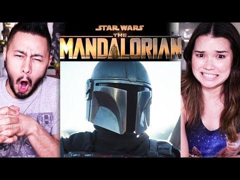 THE MANDALORIAN | Official Trailer | Reaction | Disney+ | Streaming Nov. 12 | Jaby Koay | Achara