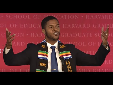 Harvard Graduation Speech Called 'The Most Powerful' EVER [F