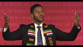 Harvard Graduation Speech Called 'The Most Powerful' EVER [FULL SPEECH]