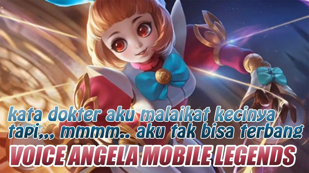 The Real Angela Mobile Legend Say This