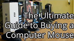 The Ultimate Guide to Buying a Computer Mouse