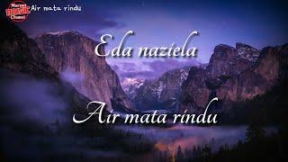 Air Mata Rindu_Tuah(Cover Eda Naziela) Lirik Lagu MP3