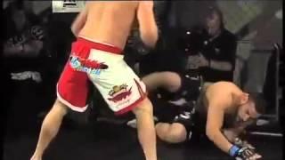 FIGHT UK 1   JOHN PHILLIPS vs  JOHNNY GILLAN