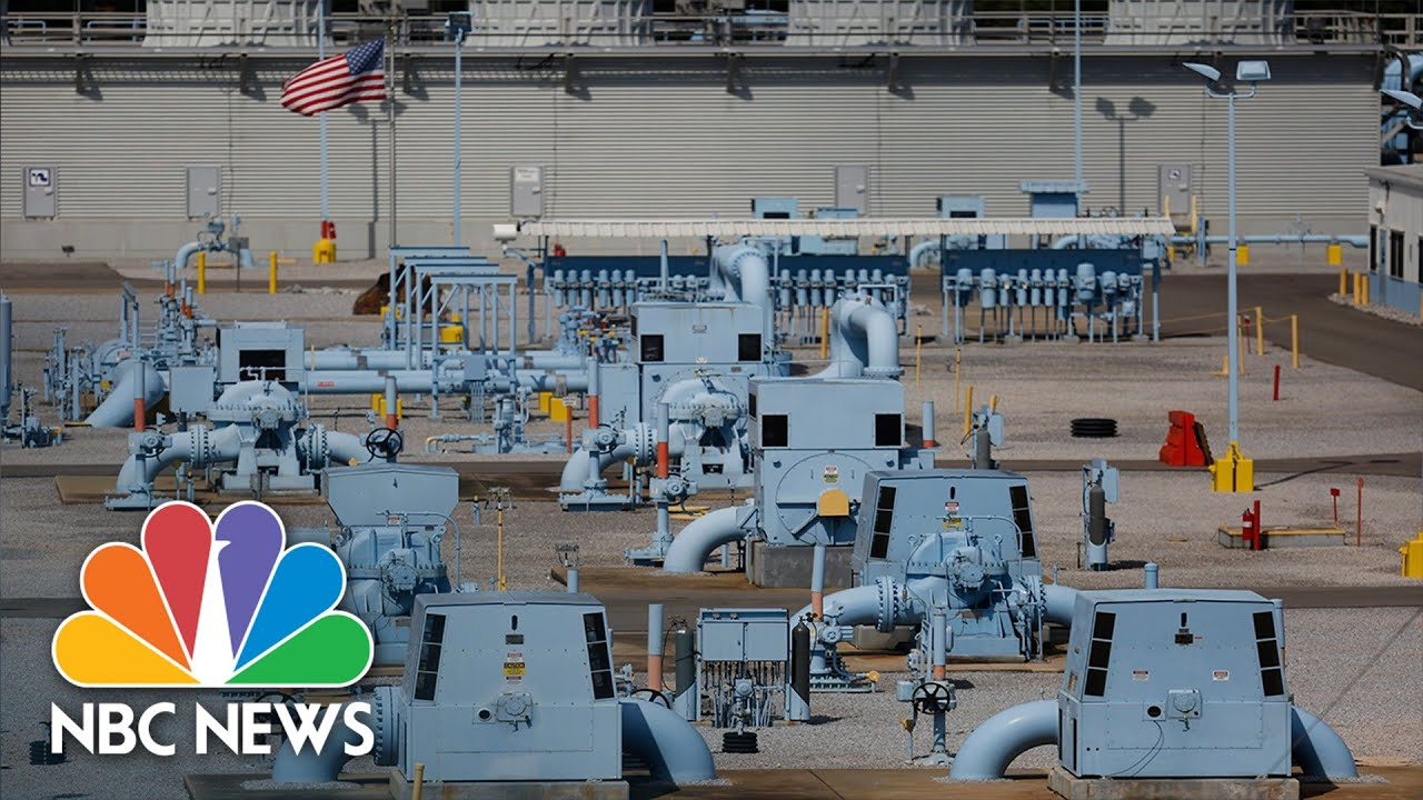 Download Cyber Attack Forces Major Gas And Diesel Pipeline Shutdown | NBC Nightly News