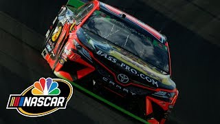 NASCAR Cup Series South Point 400 | EXTENDED HIGHLIGHTS | 9/15/19 | Motorsports on NBC