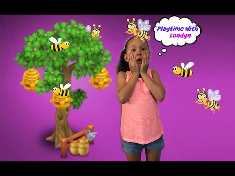 The Honey Bee Tree Game Family Fun for...