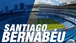 SANTIAGO BERNABÉU: Years of history | Hala Madrid
