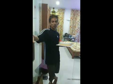 """My Happy Funny Birthday :)"" Punleur Kmeng Khmer"