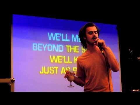 Beyond the Sea by the Karaoke King