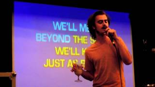Beyond the Sea by the Karaoke King