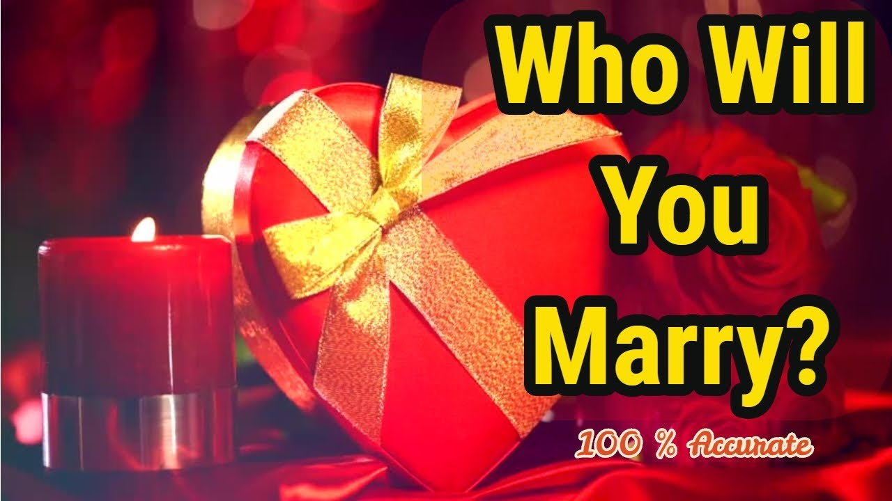 who will you marry test