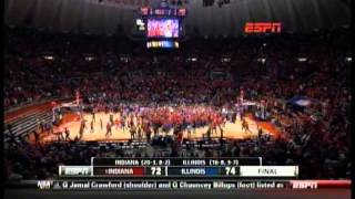 Illinois Fighting Illini vs Indiana Hoosiers 2013