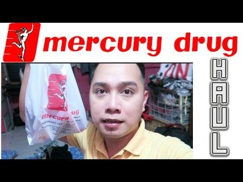 Mercury Drug Haul | Vlog#72 | Patrick Oronico
