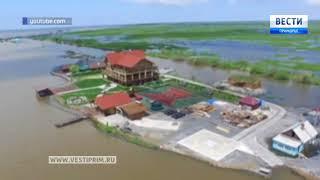 В Приморье снесли базу отдыха, возведенную в биосферном заповеднике