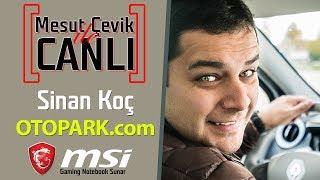 Mesut Çevik ile Canlı | Konuk: OTOPARK.com Sinan Koç