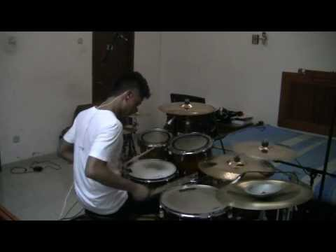 Wiwid - Nidji - Disco Lazy Time (Drum Cover)