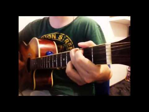 One of the guitar covers one of my students did (whom I taught when on a short holiday break outside the States).