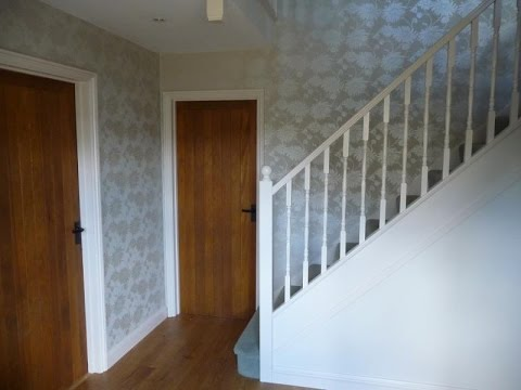 Interior Design Ideas Hall Stairs And Landing Youtube