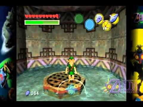 The Legend Of Zelda: Majora's Mask Parte 17 [Ataque ...